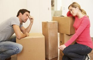 Как пережить квартирный переезд в другой город - Модный интерьер