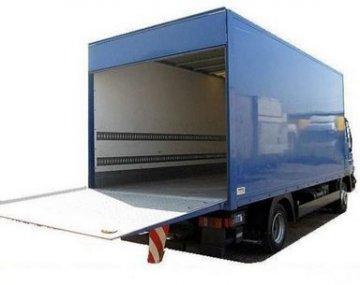 Машины для перевозки мебели. 5 тонник Грузоперевозки гидролифт