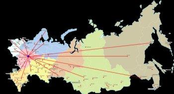 Транспортные услуги по России, транспортно-экспедиционные услуги РФ